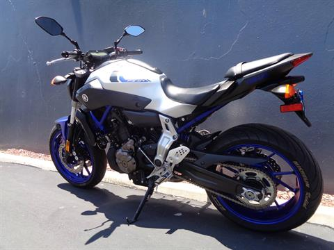 2016 Yamaha FZ-07 in Chula Vista, California - Photo 11