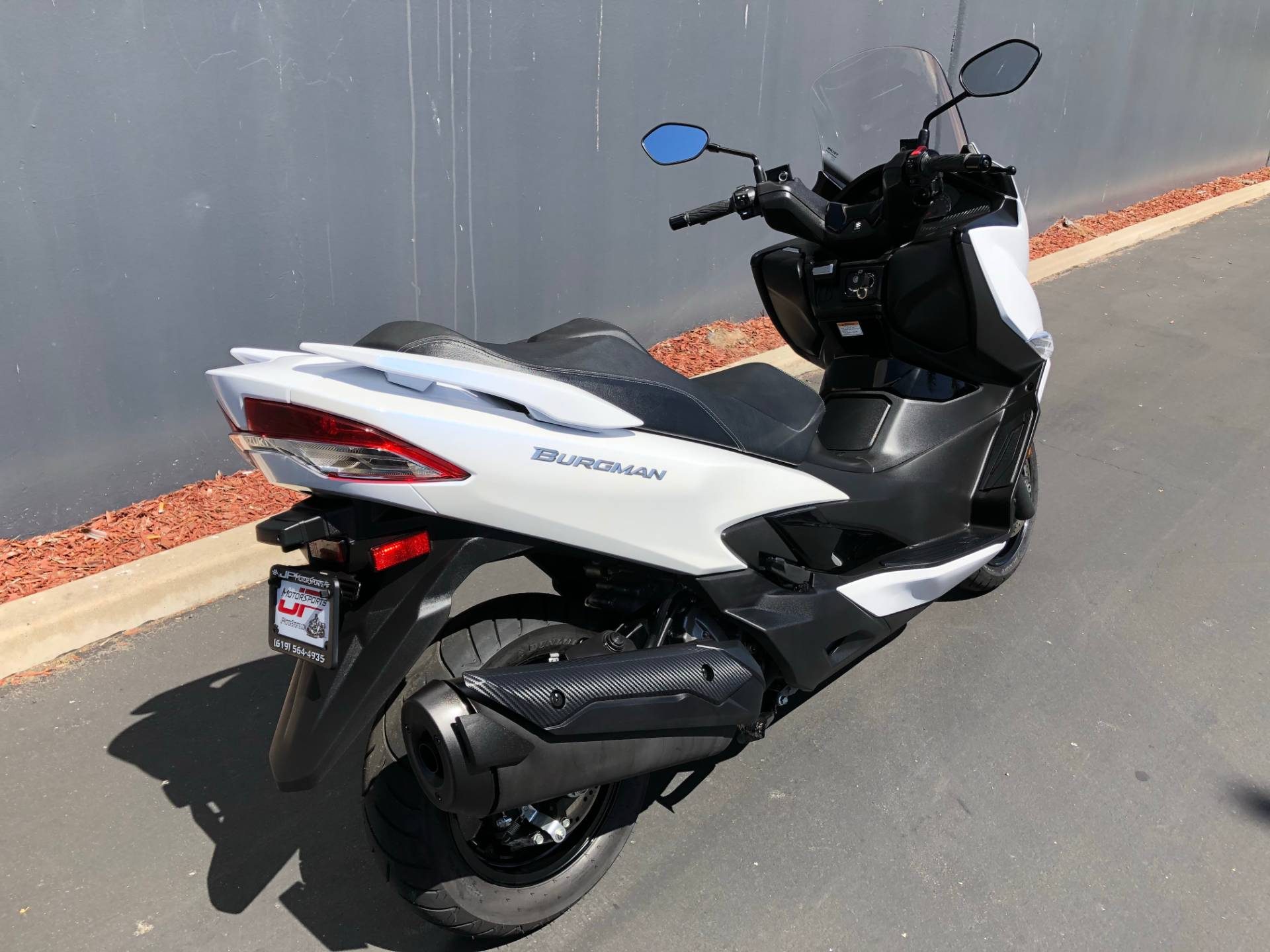 2018 Suzuki Burgman 400 ABS in Chula Vista, California