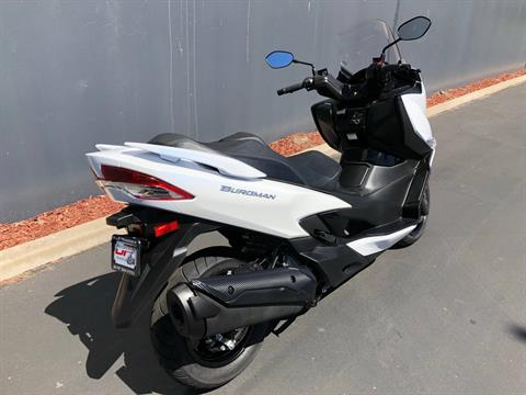 2018 Suzuki Burgman 400 ABS in Chula Vista, California - Photo 3