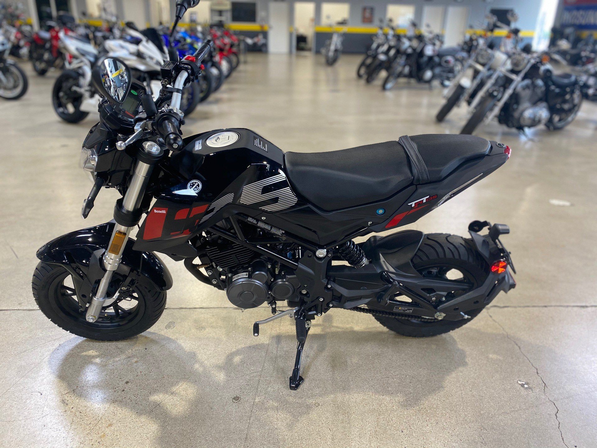2020 Benelli TNT135 in Chula Vista, California - Photo 5