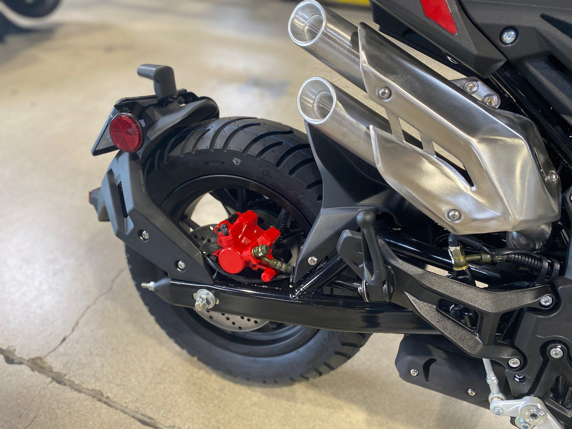 2020 Benelli TNT135 in Chula Vista, California - Photo 10