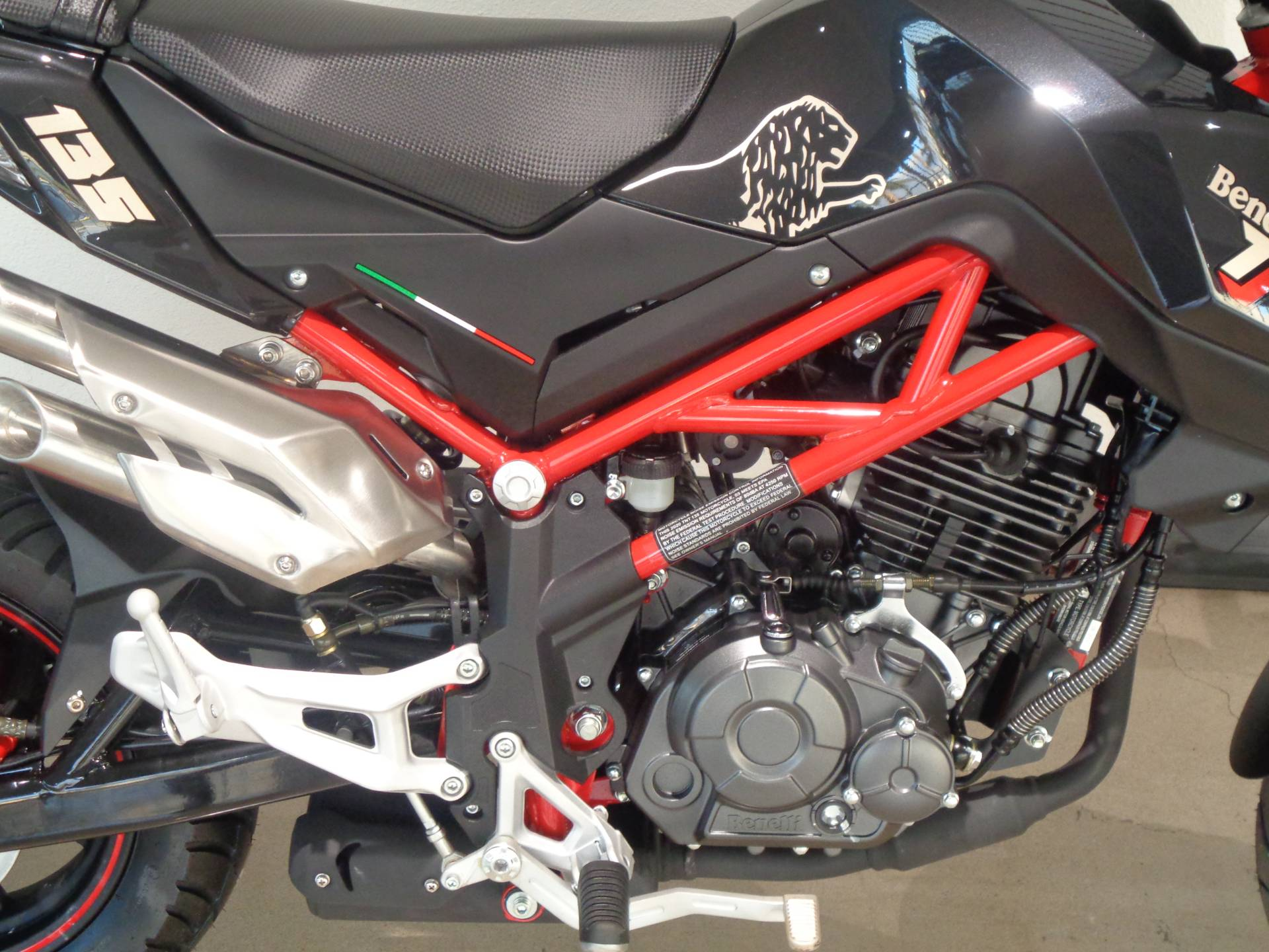 2020 Benelli TNT135 in Chula Vista, California - Photo 6
