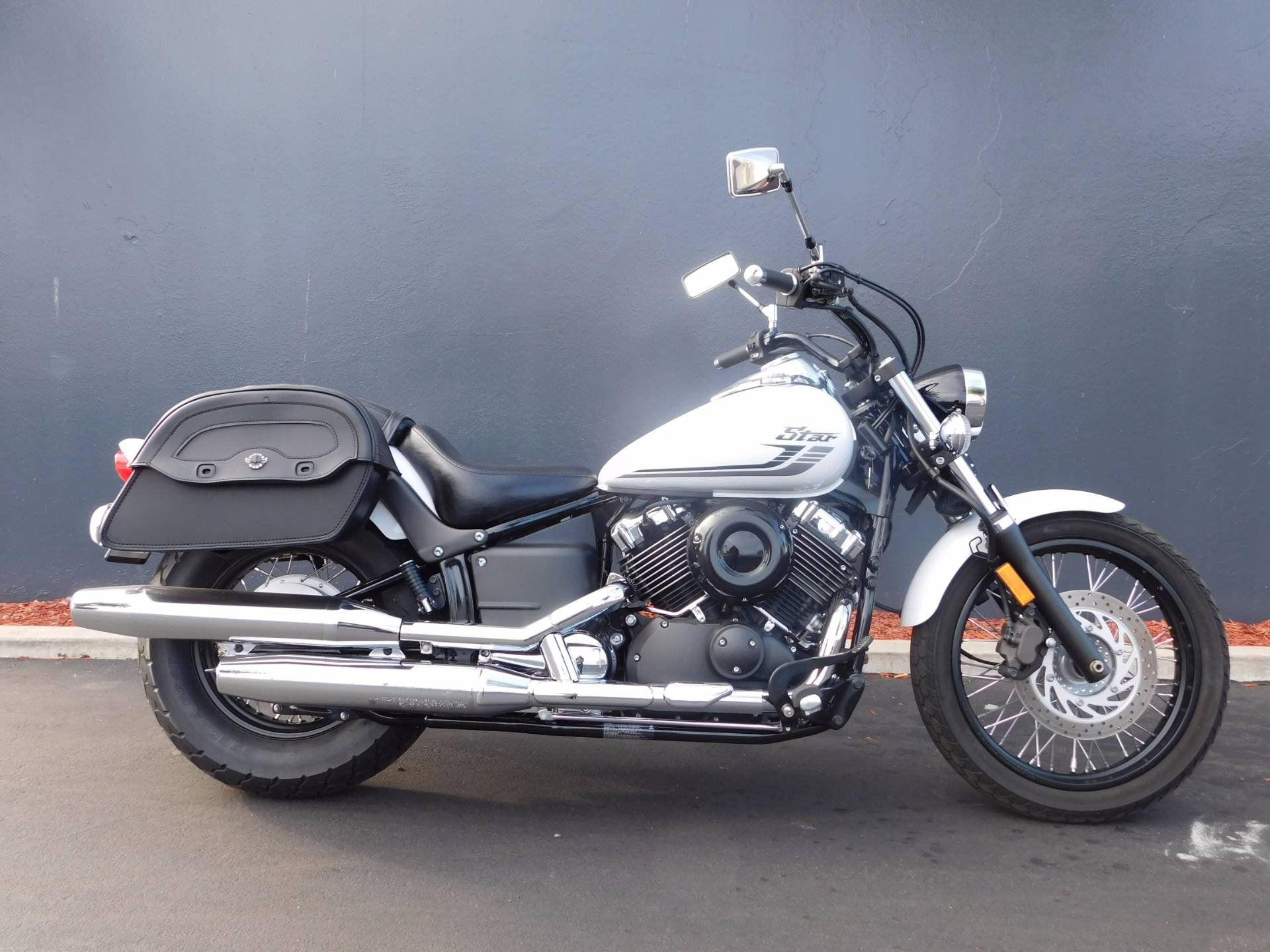 2016 Yamaha V Star 650 Custom in Chula Vista, California - Photo 1