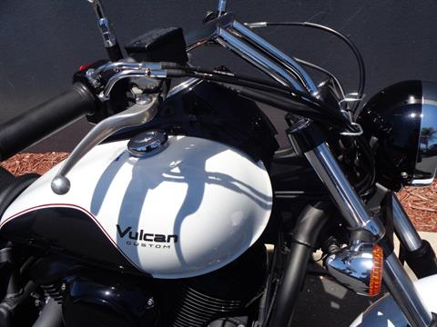 2016 Kawasaki Vulcan 900 Custom in Chula Vista, California - Photo 10