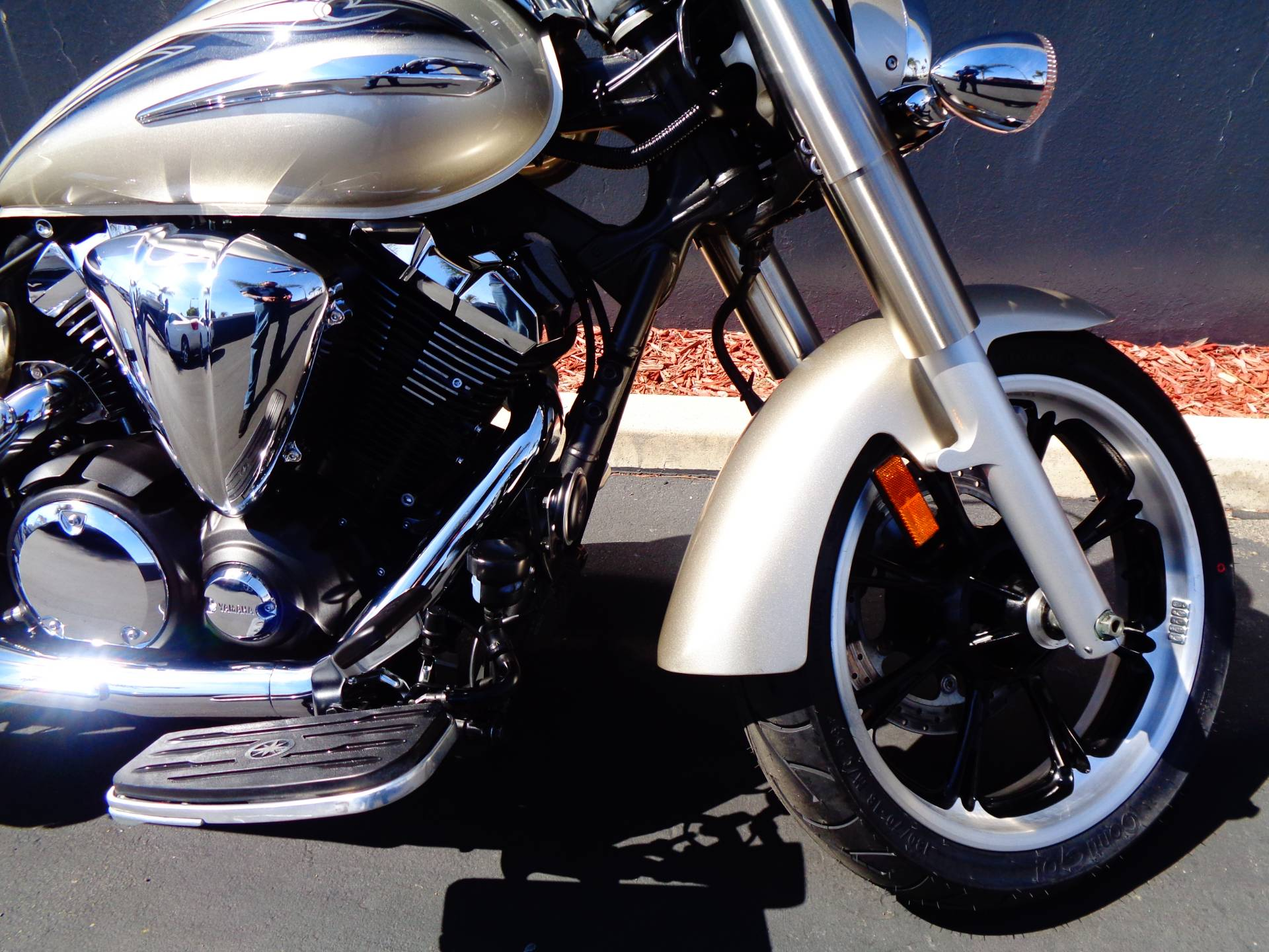 2010 Yamaha V Star 950 Tourer in Chula Vista, California - Photo 7