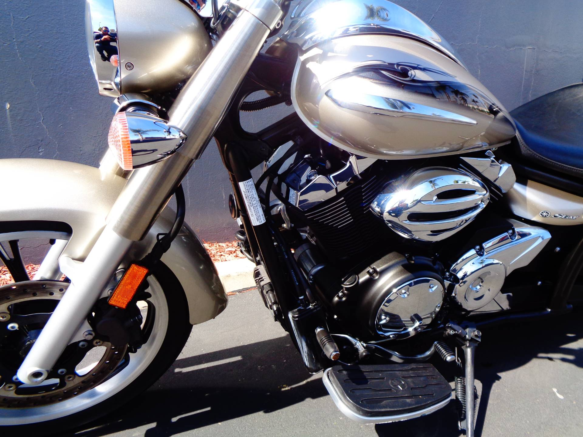2010 Yamaha V Star 950 Tourer in Chula Vista, California - Photo 15