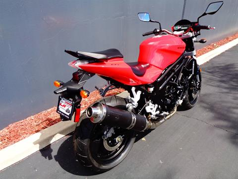 2010 Hyosung GT650 in Chula Vista, California - Photo 3