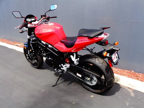2010 Hyosung GT650 in Chula Vista, California - Photo 10