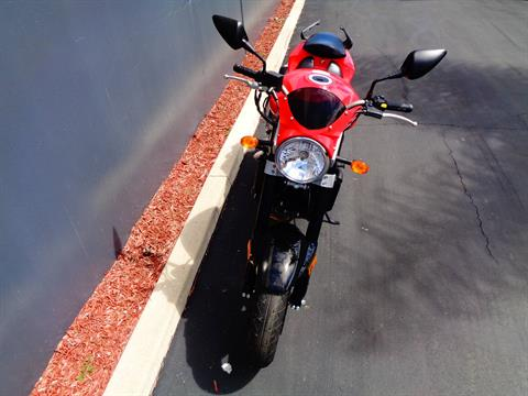 2010 Hyosung GT650 in Chula Vista, California - Photo 14