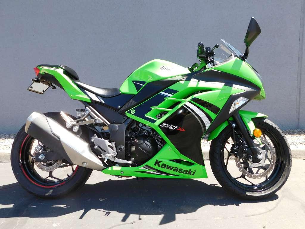 Used 2014 Kawasaki Ninja® 300 ABS SE Motorcycles in Chula Vista, CA ...