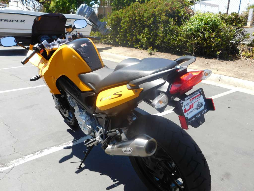 2007 BMW F 800 S in Chula Vista, California - Photo 7