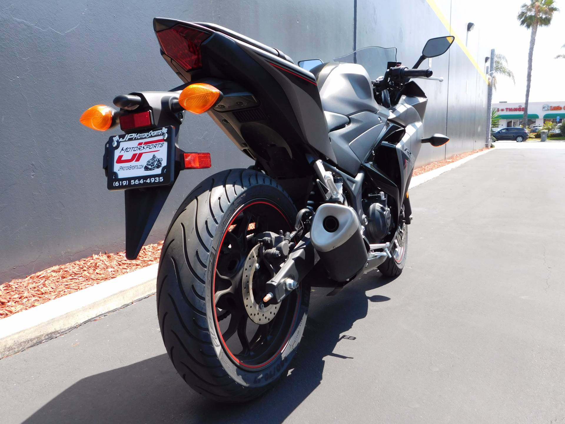 2016 Yamaha YZF-R3 in Chula Vista, California