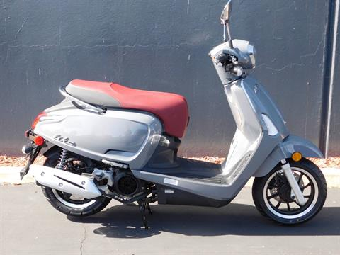 2018 Kymco Like 150i ABS in Chula Vista, California