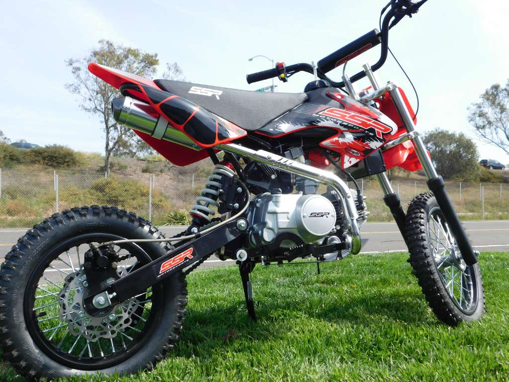 2016 SSR Motorsports 125 in Chula Vista, California