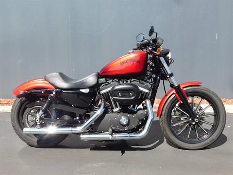 2012 Harley-Davidson Sportster® Iron 883™ in Chula Vista, California