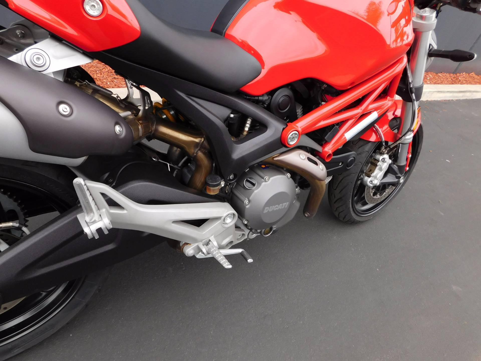 2010 Ducati Monster 696 in Chula Vista, California