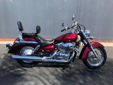 2004 Honda Shadow Aero in Chula Vista, California - Photo 1