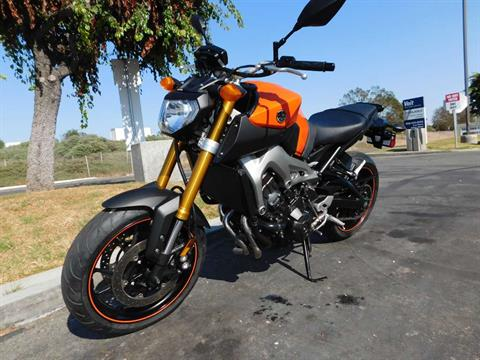 2014 Yamaha FZ-09 in Chula Vista, California