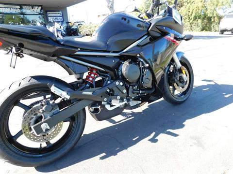 2011 Yamaha FZ6R in Chula Vista, California