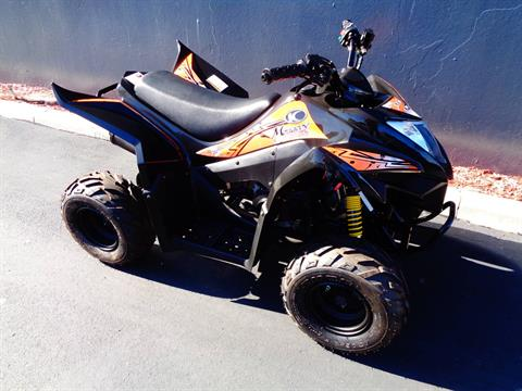 2017 Kymco Mongoose 70S in Chula Vista, California - Photo 2