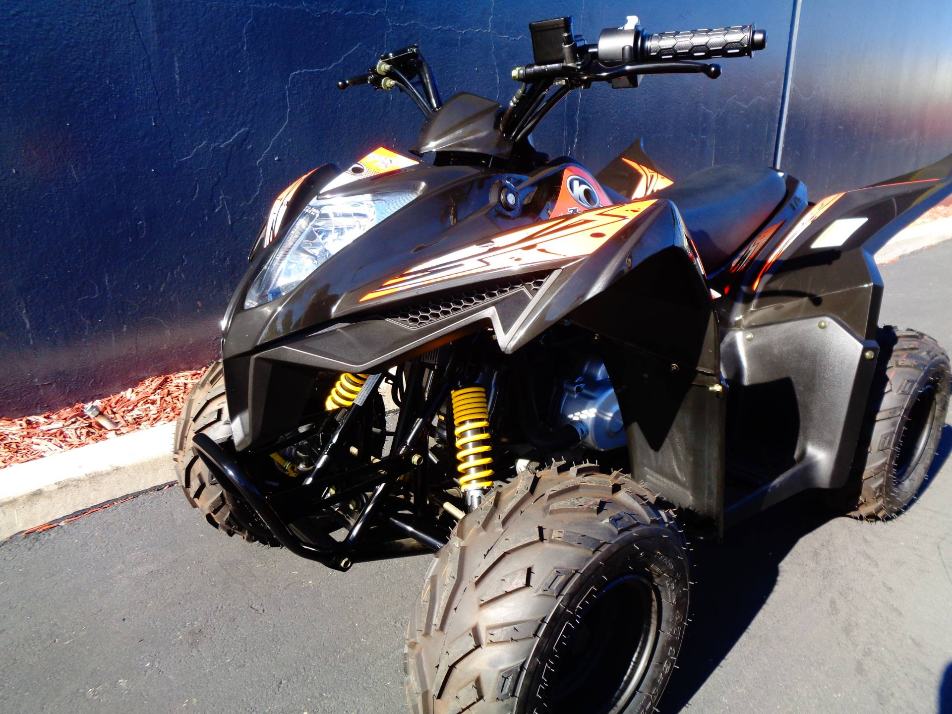 2017 Kymco Mongoose 70S in Chula Vista, California - Photo 11