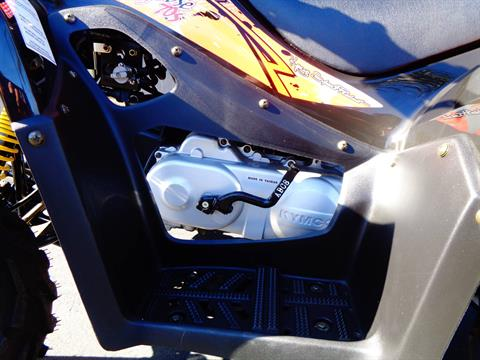 2017 Kymco Mongoose 70S in Chula Vista, California - Photo 13
