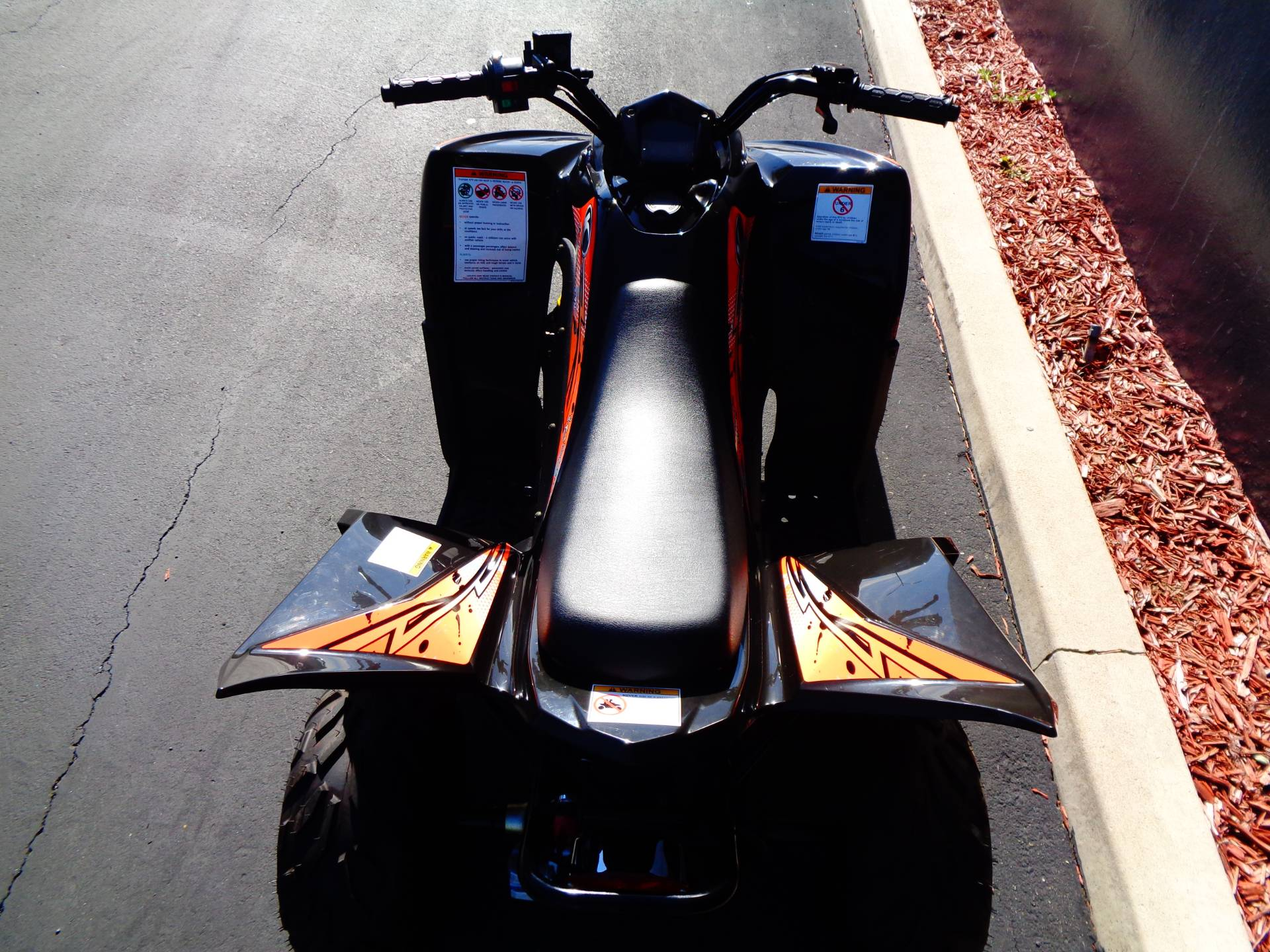 2017 Kymco Mongoose 70S in Chula Vista, California - Photo 14