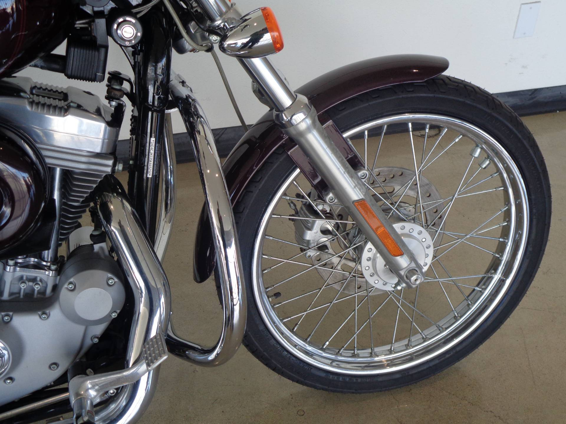 2005 Harley-Davidson Sportster® XL 883C in Chula Vista, California - Photo 7