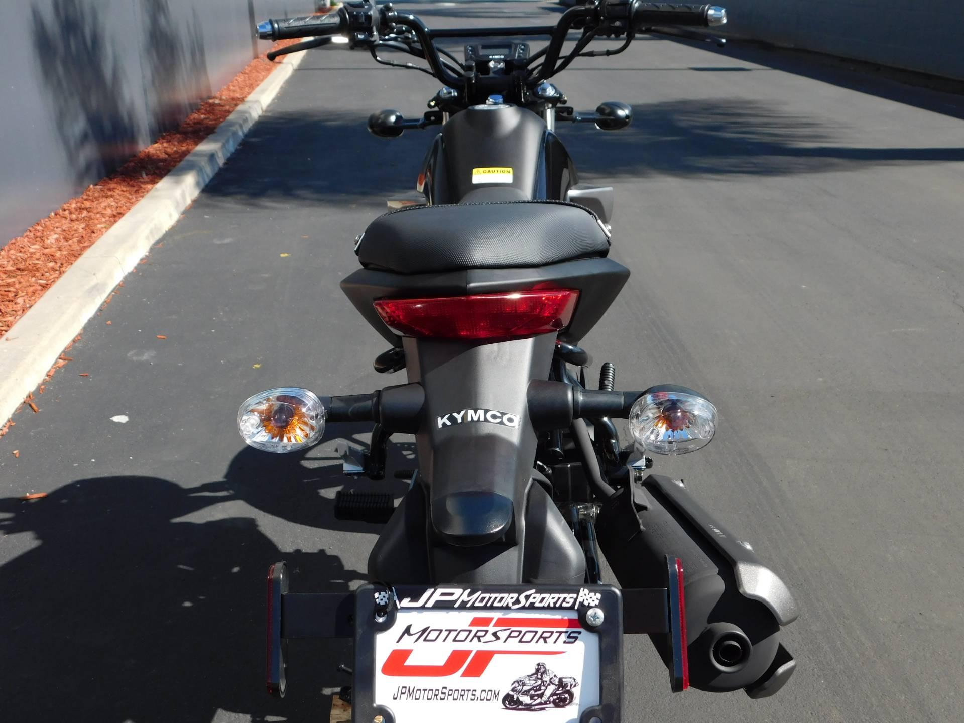 new 2017 kymco k-pipe 125 motorcycles in chula vista, ca | stock