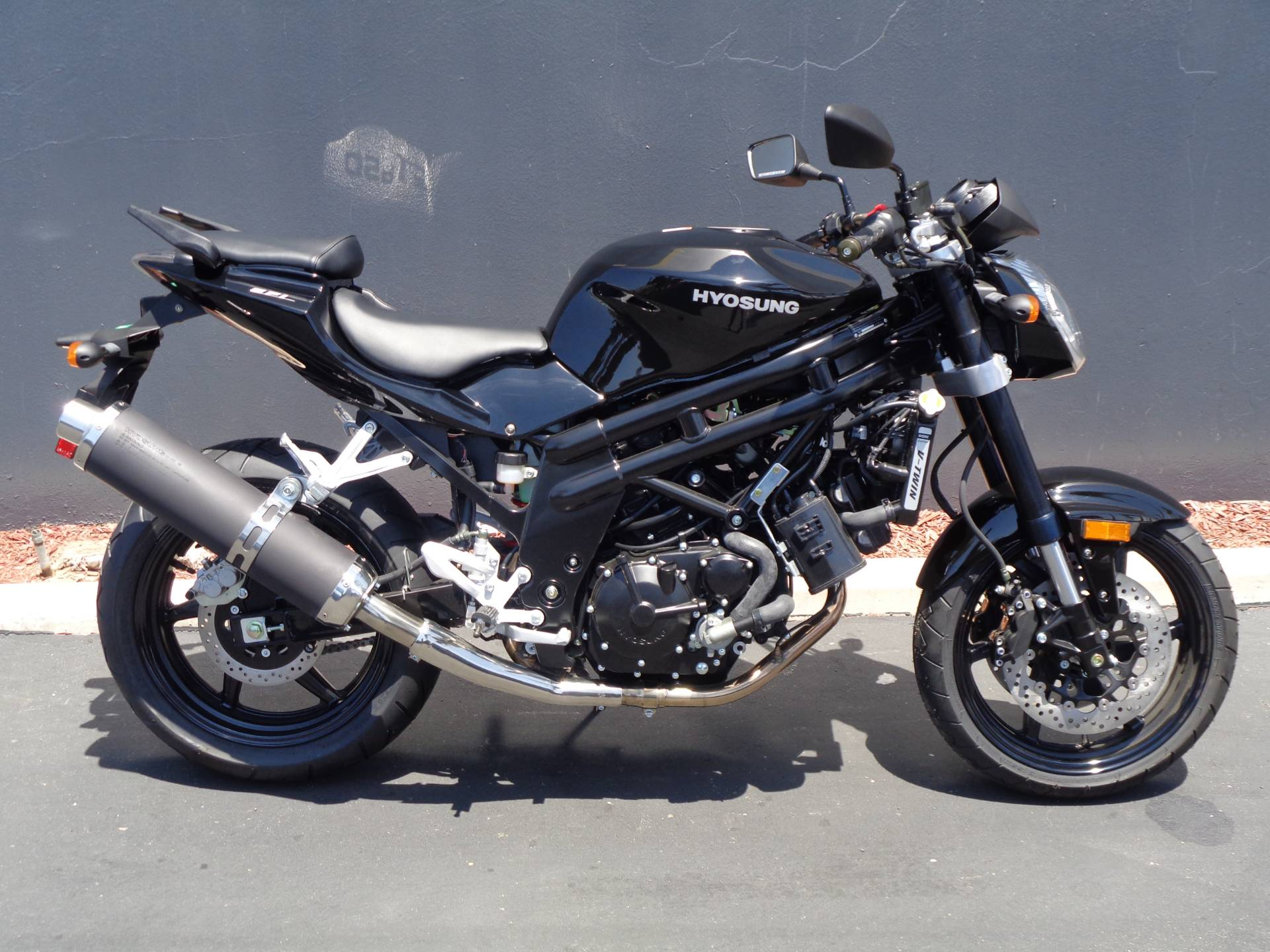 2015 Hyosung GT650 in Chula Vista, California - Photo 1