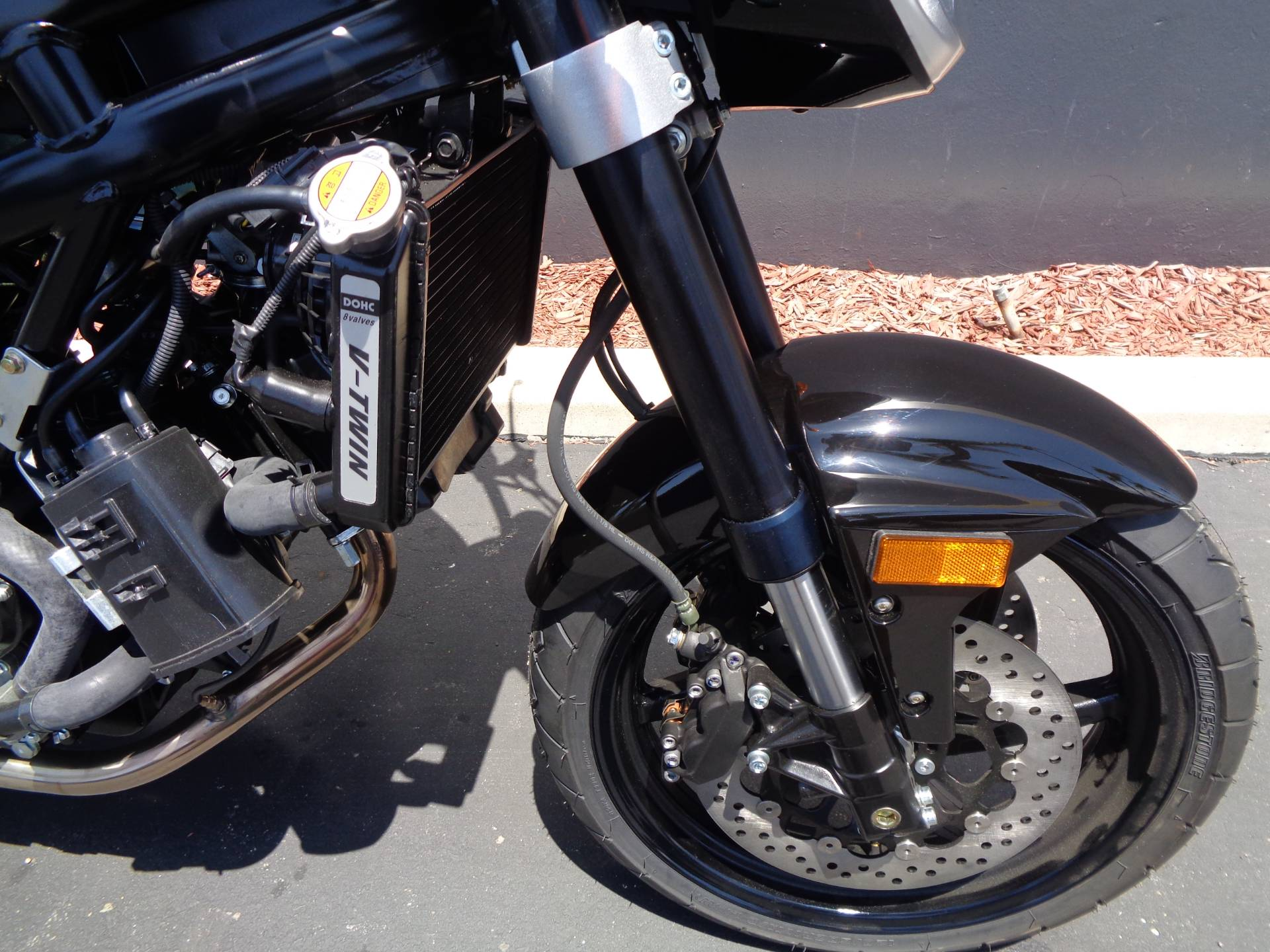 2015 Hyosung GT650 in Chula Vista, California - Photo 8