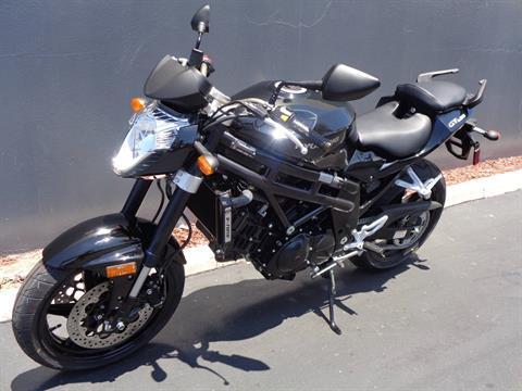 2015 Hyosung GT650 in Chula Vista, California - Photo 12