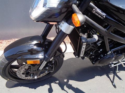 2015 Hyosung GT650 in Chula Vista, California - Photo 15