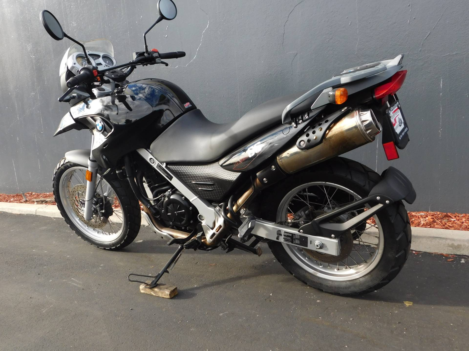 Used 2010 Bmw G 650 Gs Motorcycles In Chula Vista Ca W89041 Deep