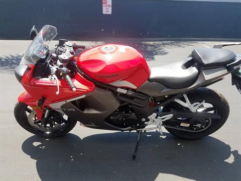 2015 Hyosung GT650R in Chula Vista, California - Photo 4