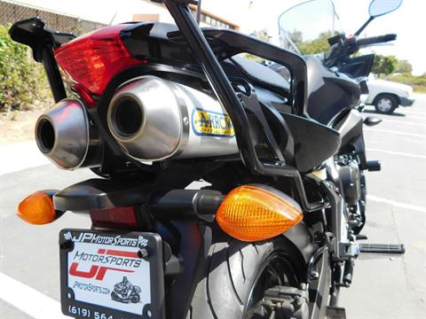 2008 Yamaha FZ6 in Chula Vista, California