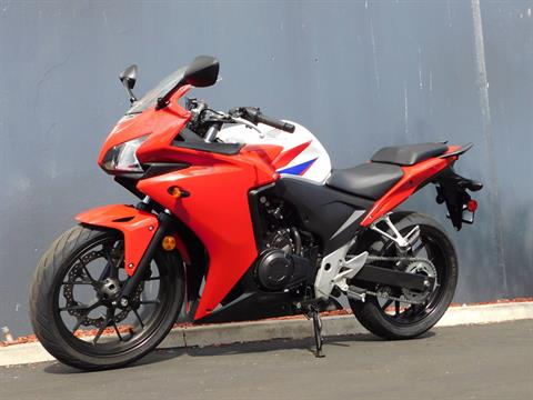 2013 Honda CBR®500R in Chula Vista, California