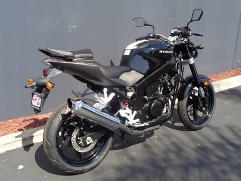2016 Hyosung GT250 in Chula Vista, California - Photo 3