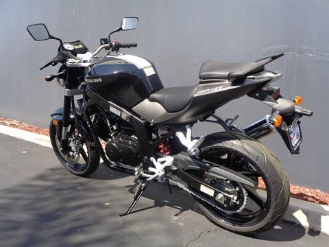 2016 Hyosung GT250 in Chula Vista, California - Photo 15
