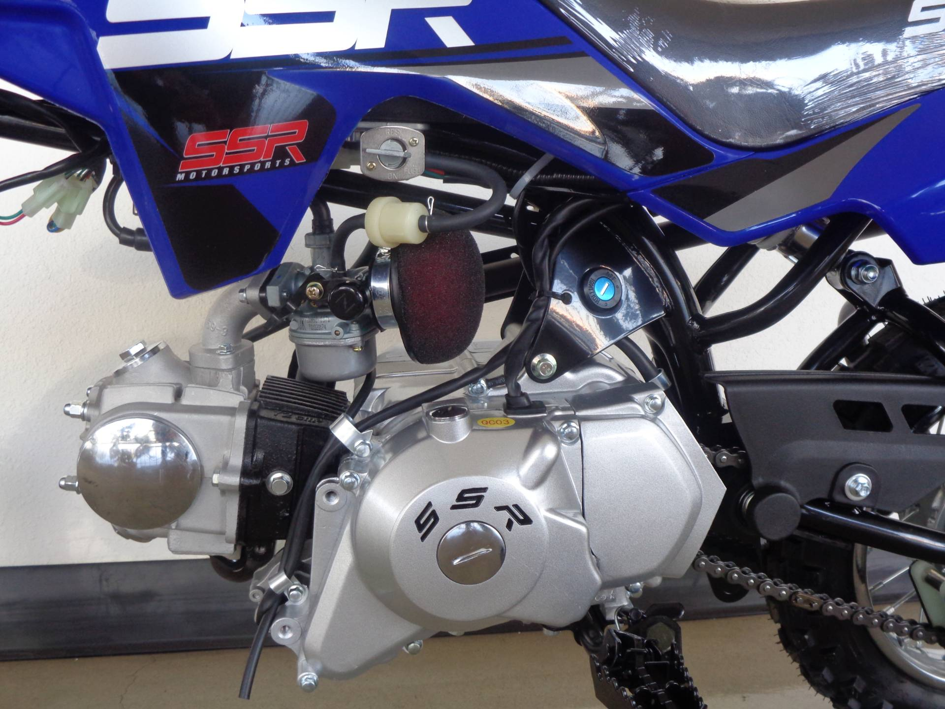 2020 SSR Motorsports SR70 Auto in Chula Vista, California - Photo 14