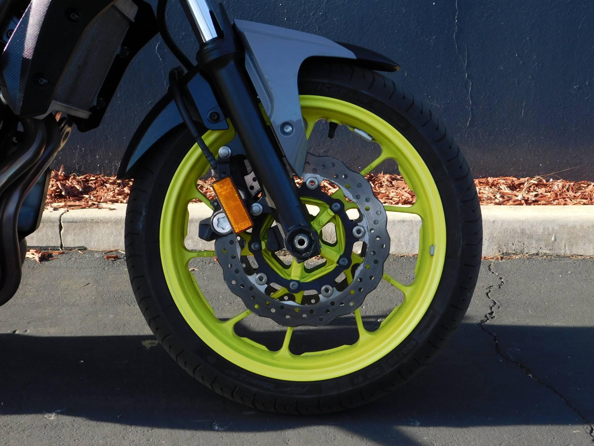 2016 Yamaha FZ-07 in Chula Vista, California