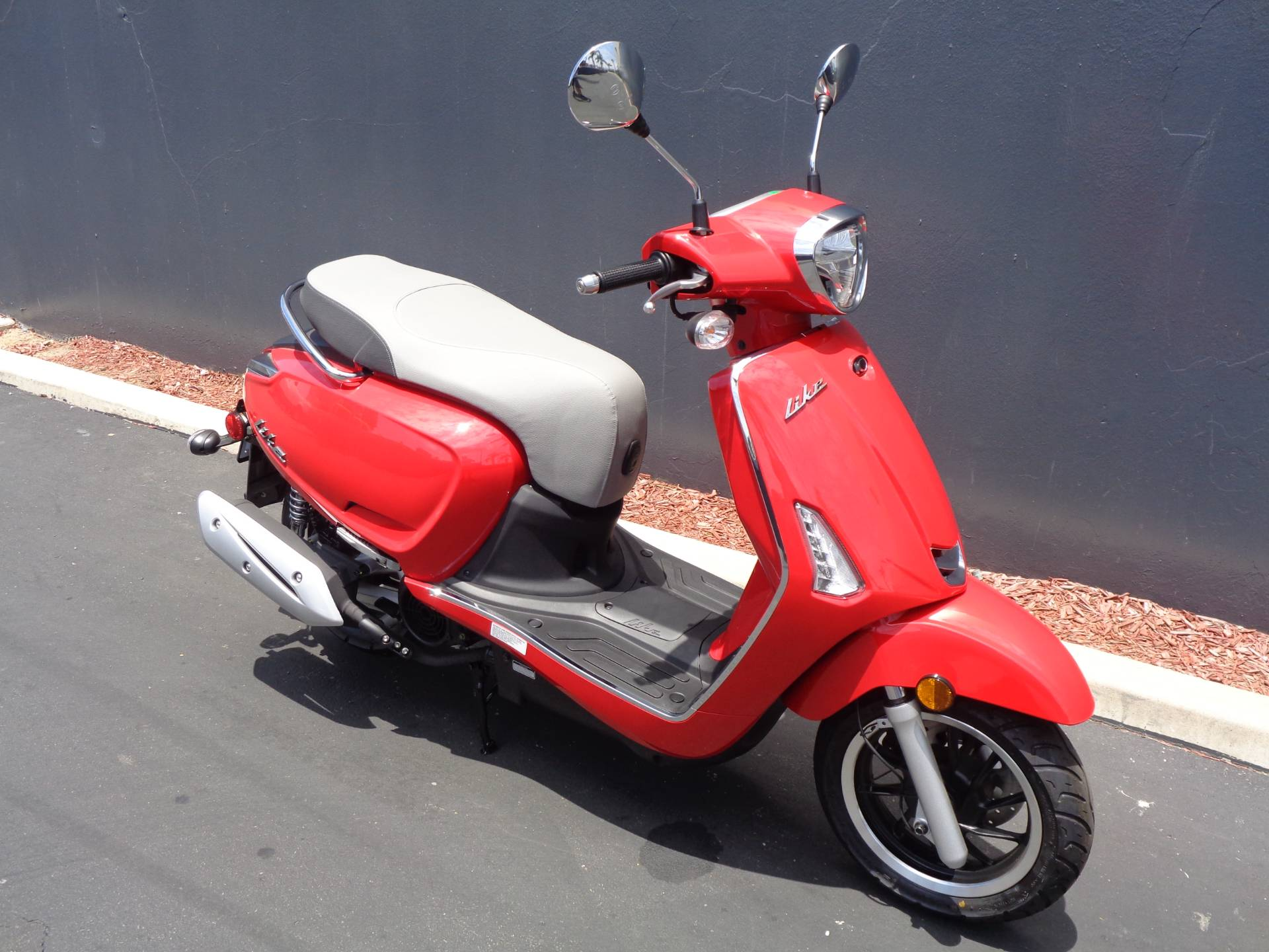 2018 Kymco Like 150i ABS in Chula Vista, California - Photo 2