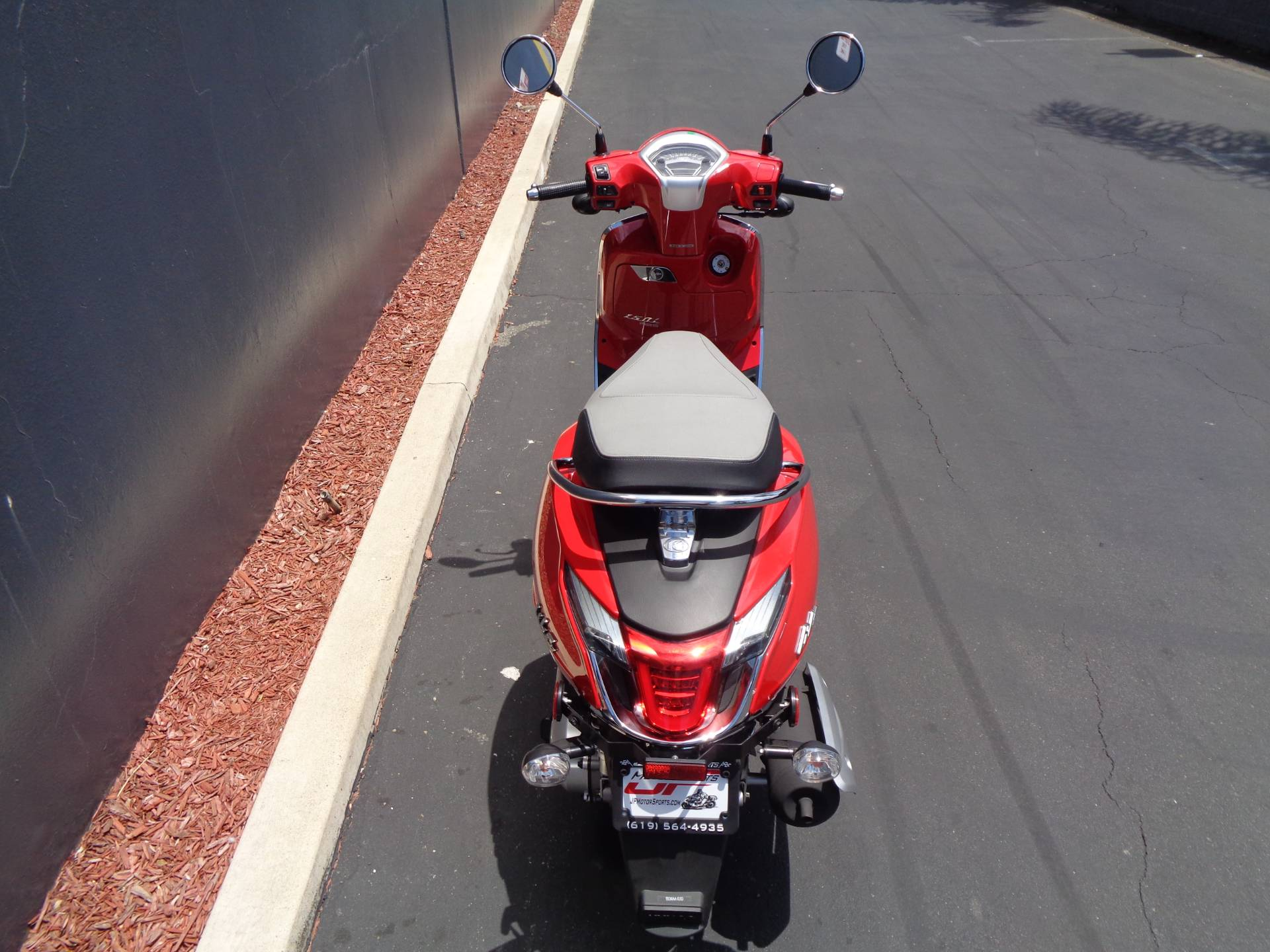 2018 Kymco Like 150i ABS in Chula Vista, California - Photo 4