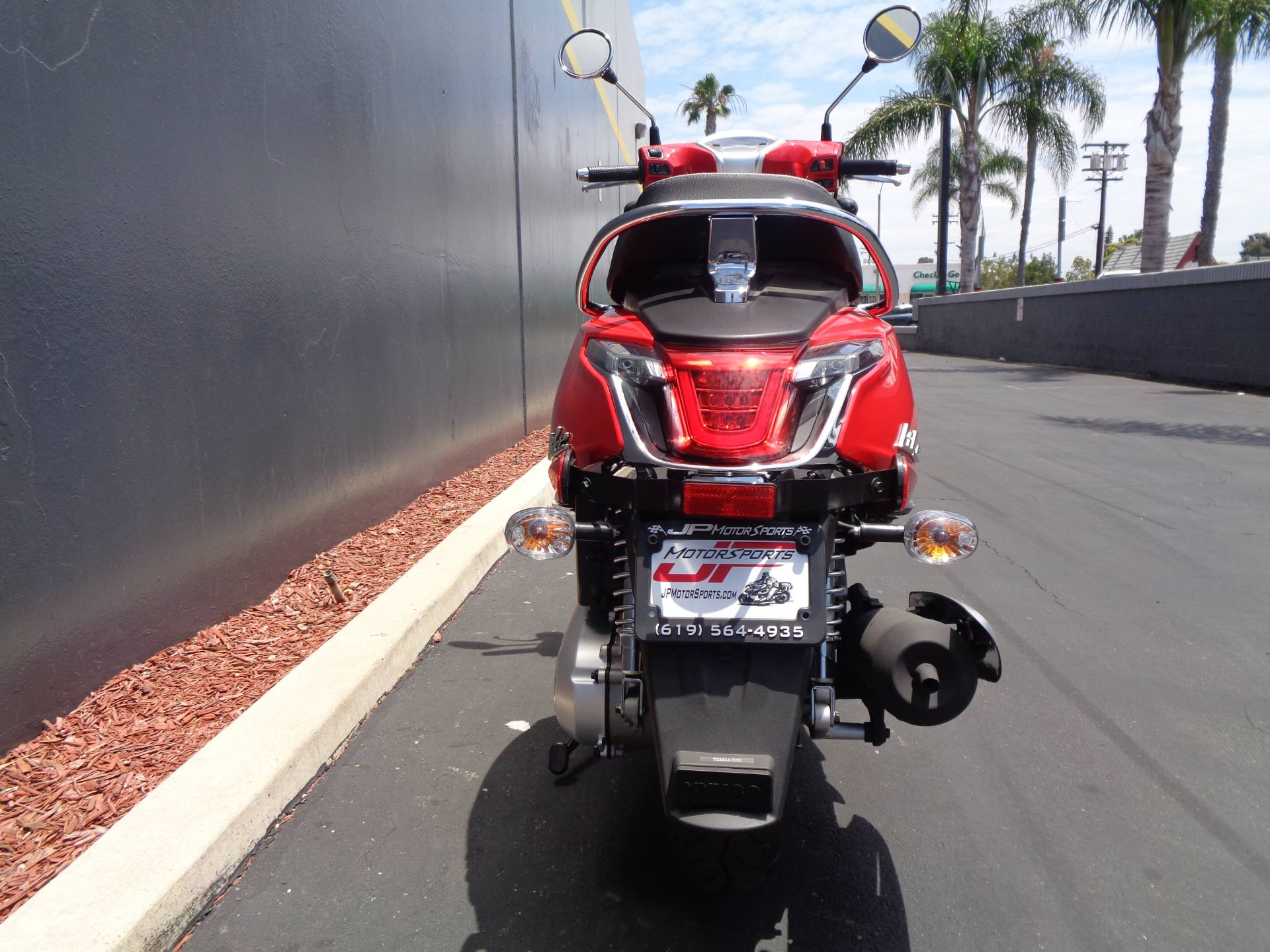 2018 Kymco Like 150i ABS in Chula Vista, California - Photo 5