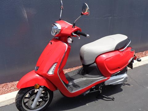 2018 Kymco Like 150i ABS in Chula Vista, California - Photo 11