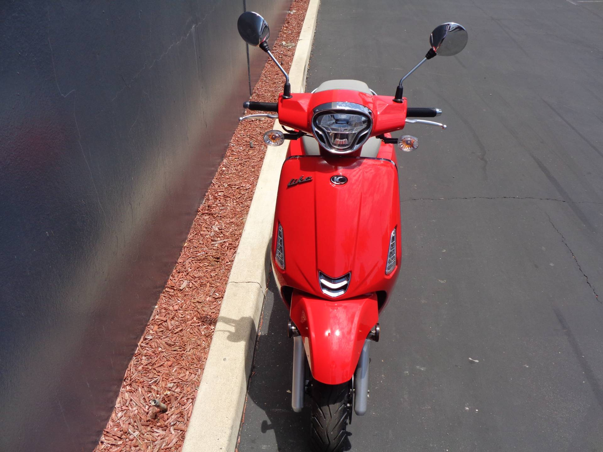 2018 Kymco Like 150i ABS in Chula Vista, California - Photo 12