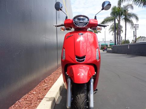 2018 Kymco Like 150i ABS in Chula Vista, California - Photo 13