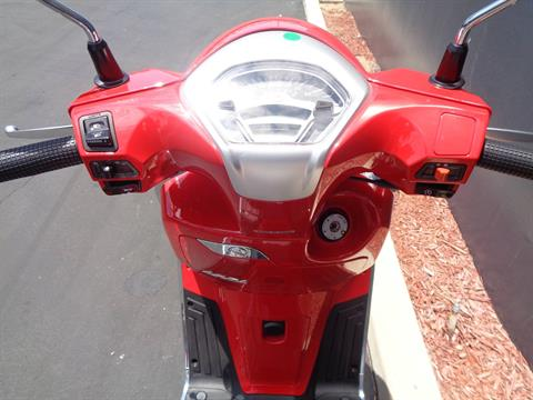 2018 Kymco Like 150i ABS in Chula Vista, California - Photo 17