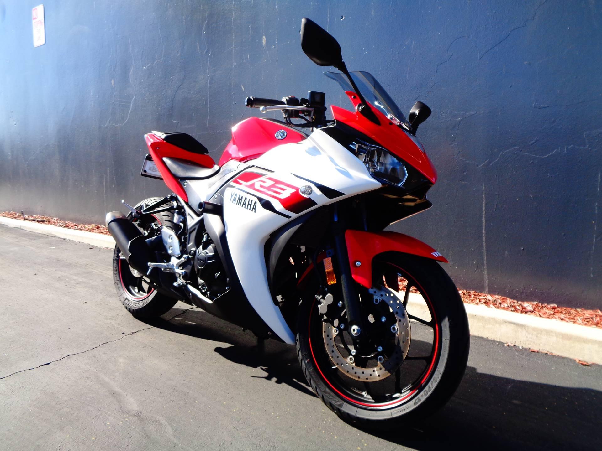 2015 Yamaha YZF-R3 for sale 89144