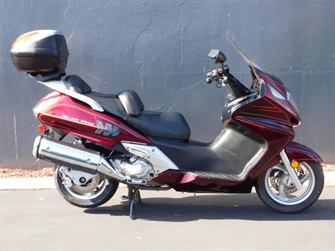 2010 Honda Silver Wing® in Chula Vista, California